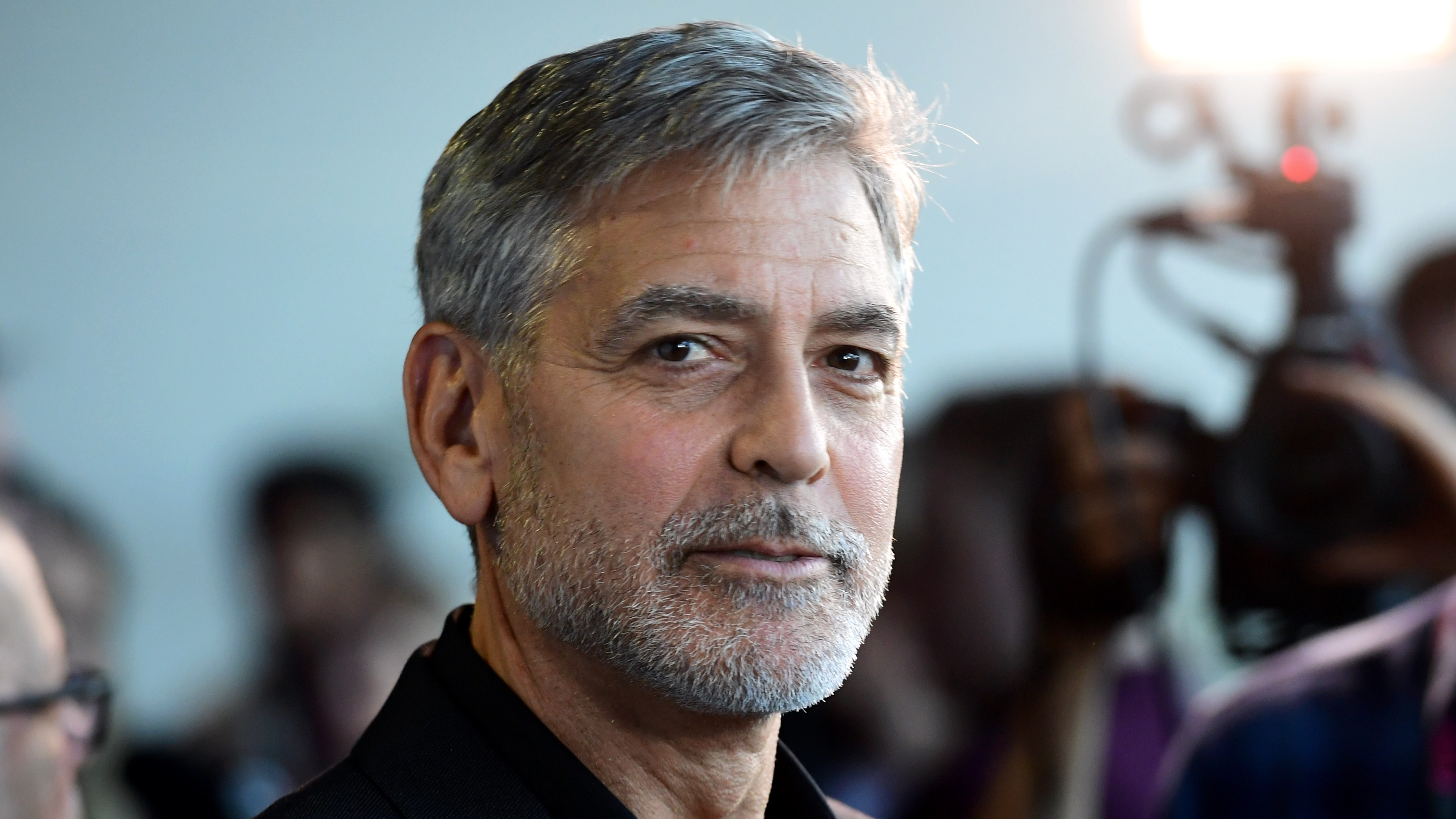 George Clooney wants to be 'part of the solution' after Me ...