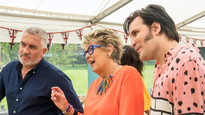 The Great British Bake Off Series 9 Is Racing Towards Its Grand Final On Tuesay October 30th And Only 4 Contestants Remain In With A Chance Of Being
