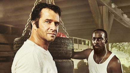 Hap and LeonardJames Purefoy and Michael Kenneth Williams in Hap and Leonard