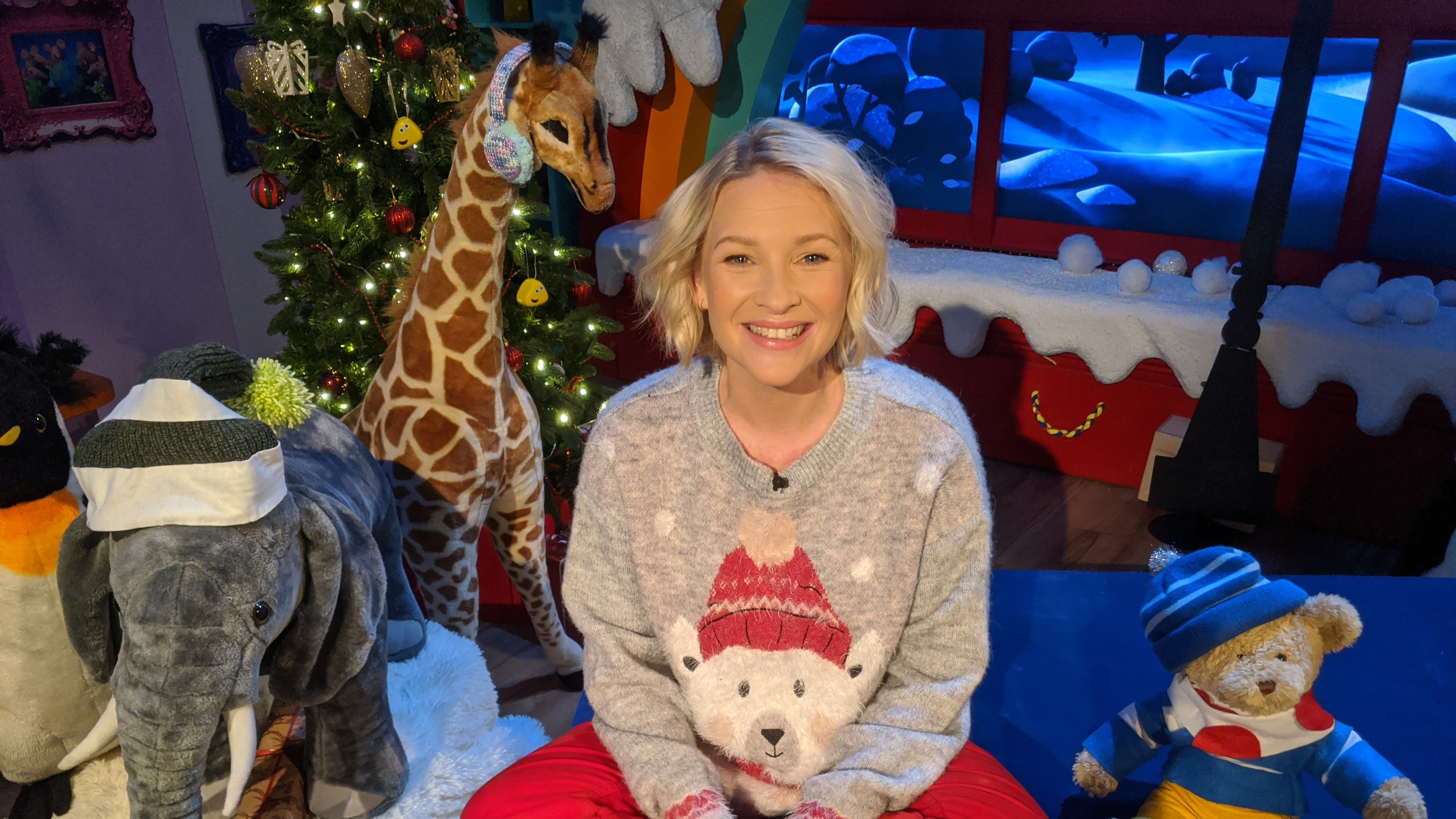 Alison Wheeler Hot joanna page to appear on cbeebies on same day gavin and
