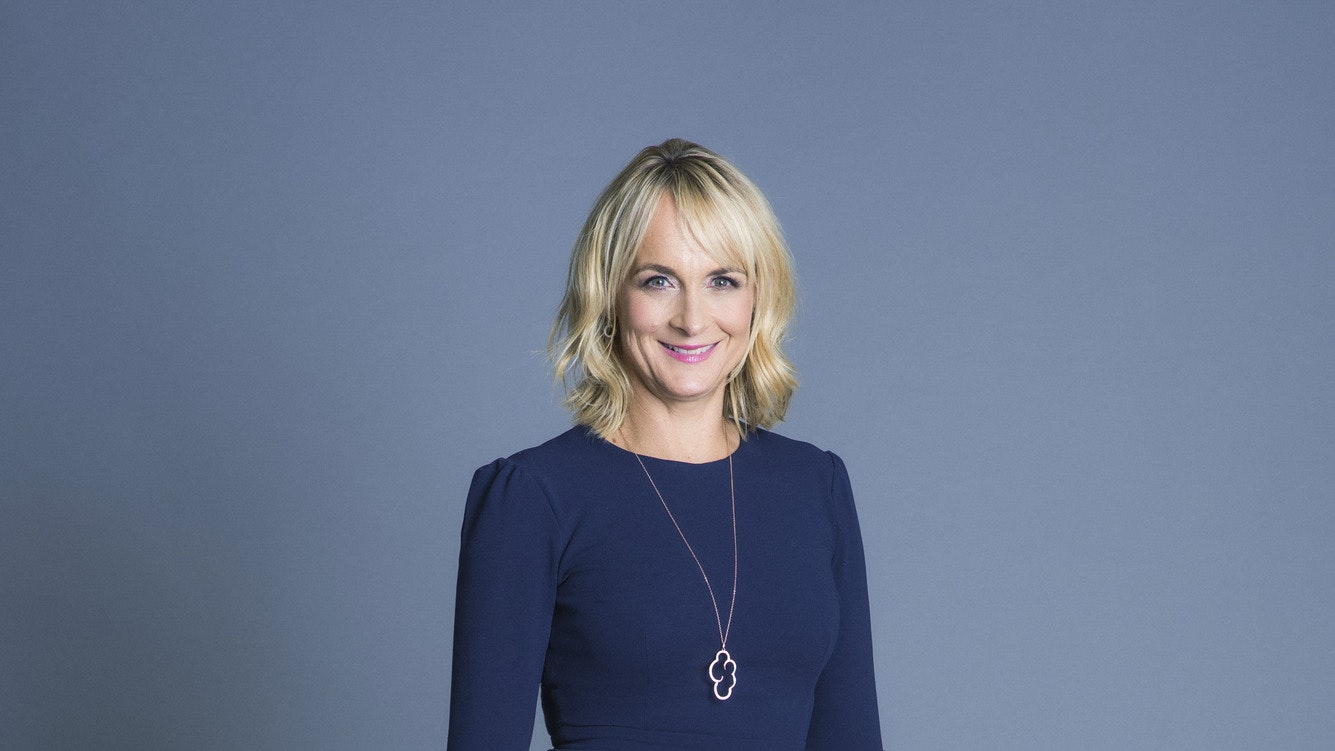 Louise Minchin: BBC Breakfast studio temperature is cooler for my ...