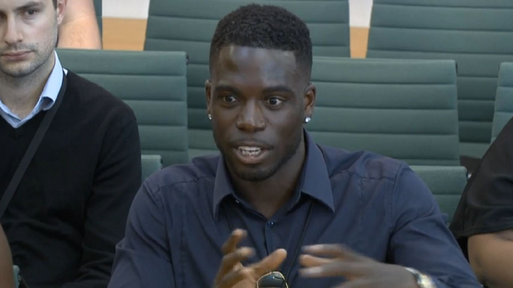 Love Island's Marcel tells MPs why he turned down previous