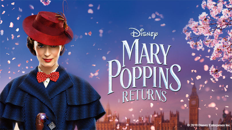 mary poppins returns a cover is not the book full scene