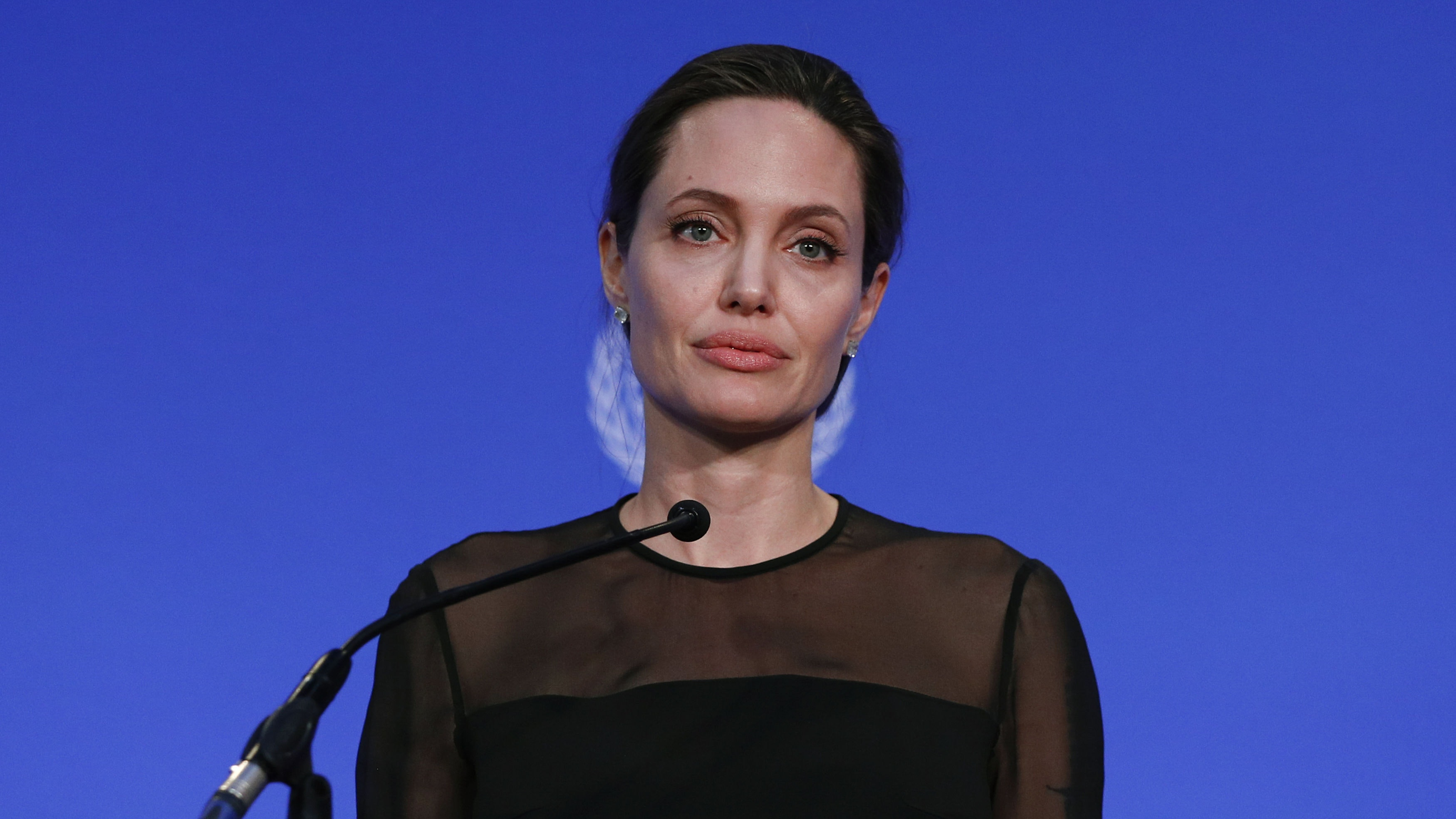 Angelina Jolie News: Microsoft Joins BBC And Angelina Jolie To Educate 'future