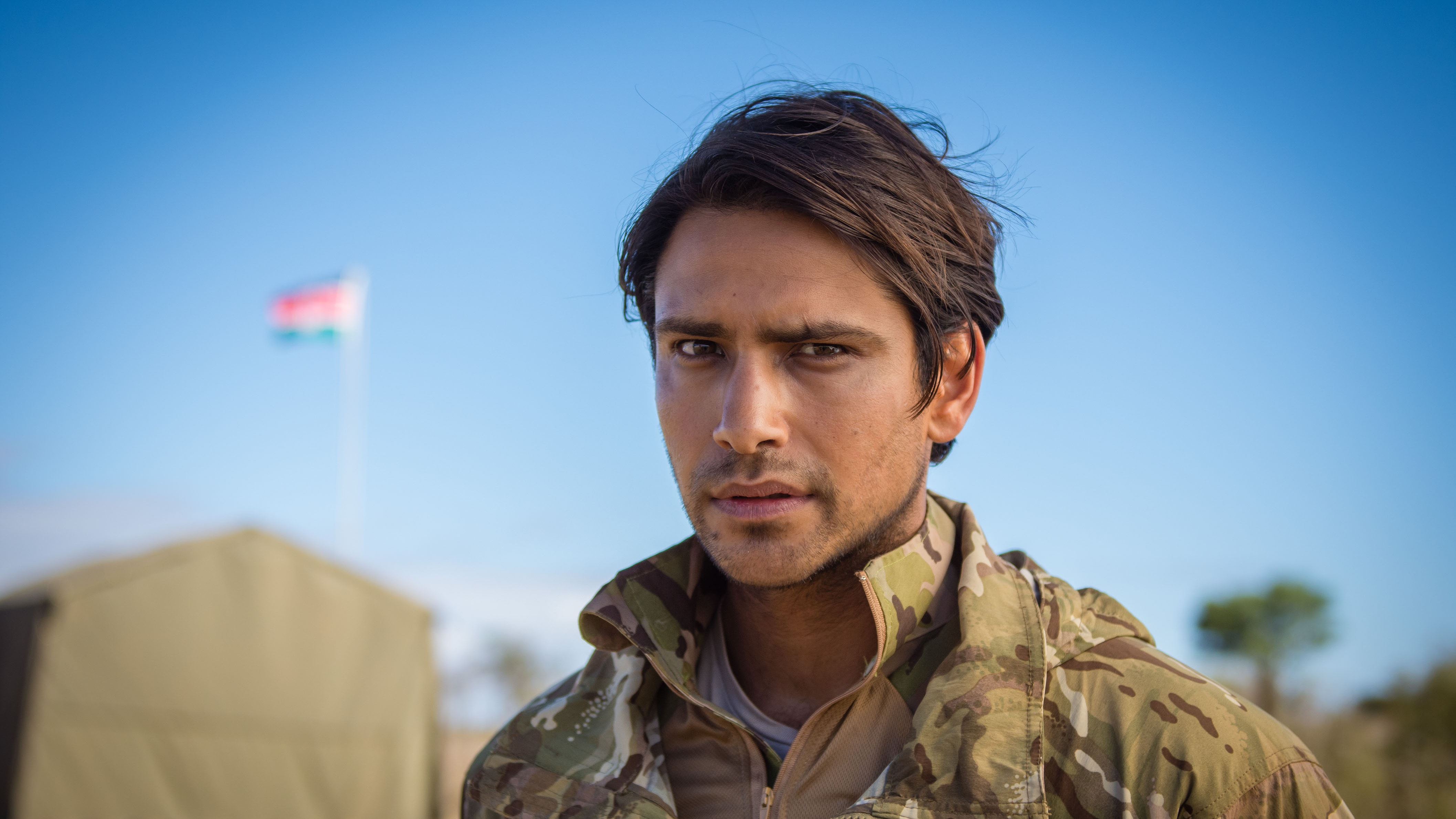 Our Girl fans hit out at BBC after Elvis Harte is killed off