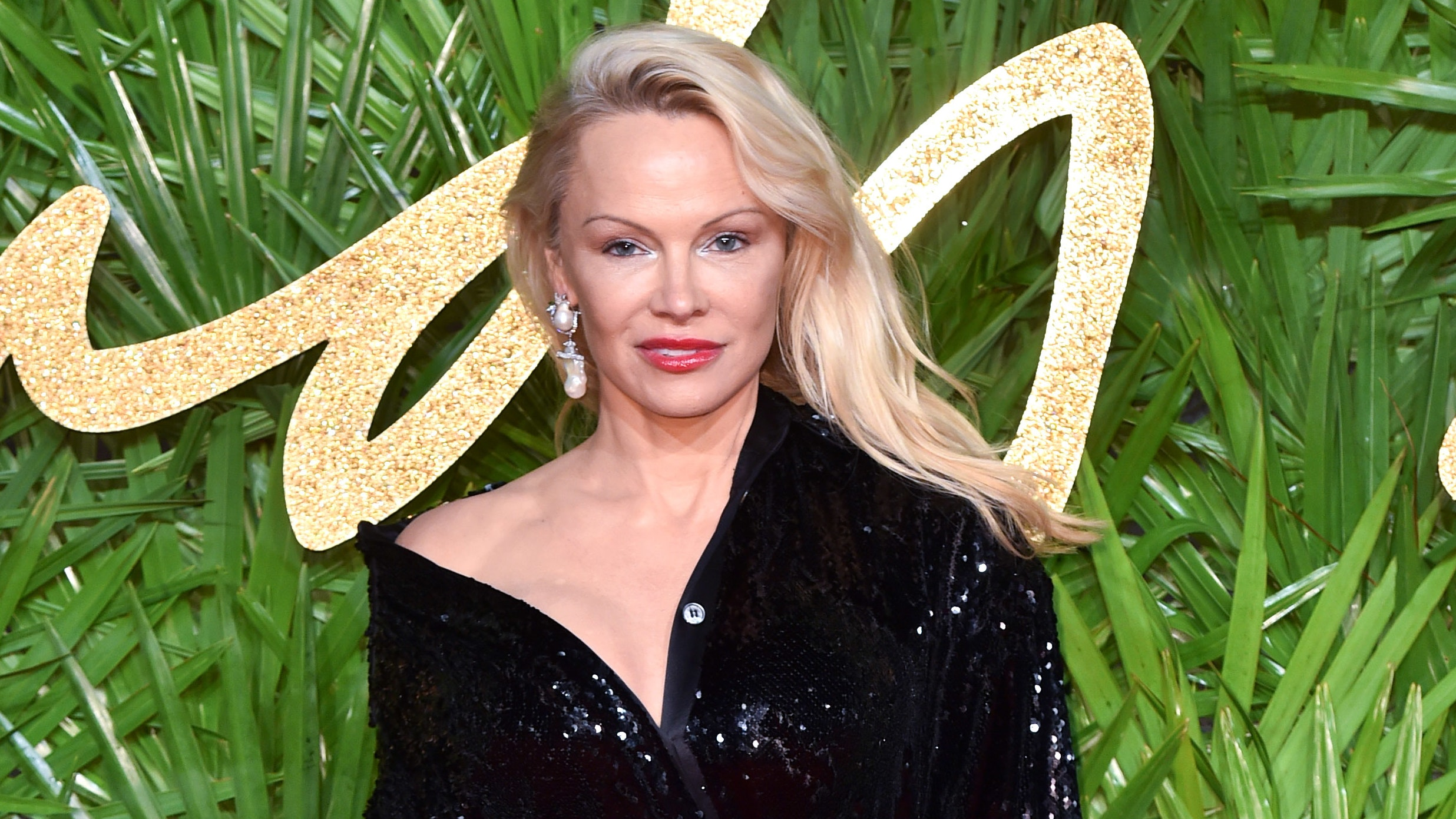 Image result for Pamela Anderson  new photo shoots 2020