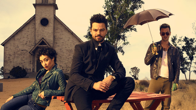 Image result for preacher
