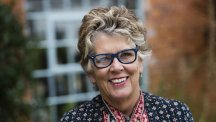 Prue Leith in 2016. Photo credit: DAVID HARTLEY/REX/Shutterstock