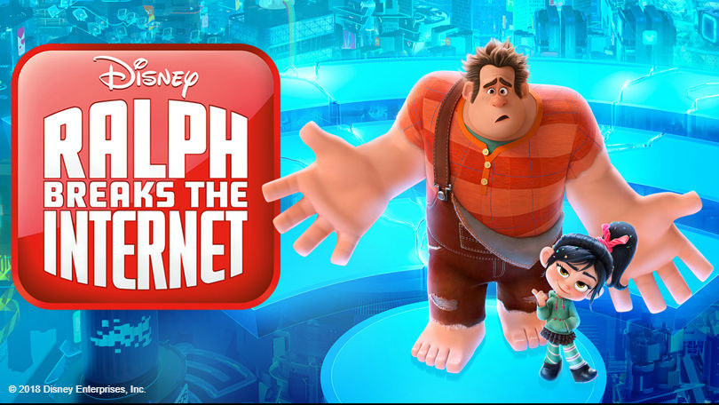 ralph breaks the internet a princess pyjama party and disney easter eggs why the wreck it ralph sequel is a fun watch for adults and kids alike - fortnite x wreck it ralph