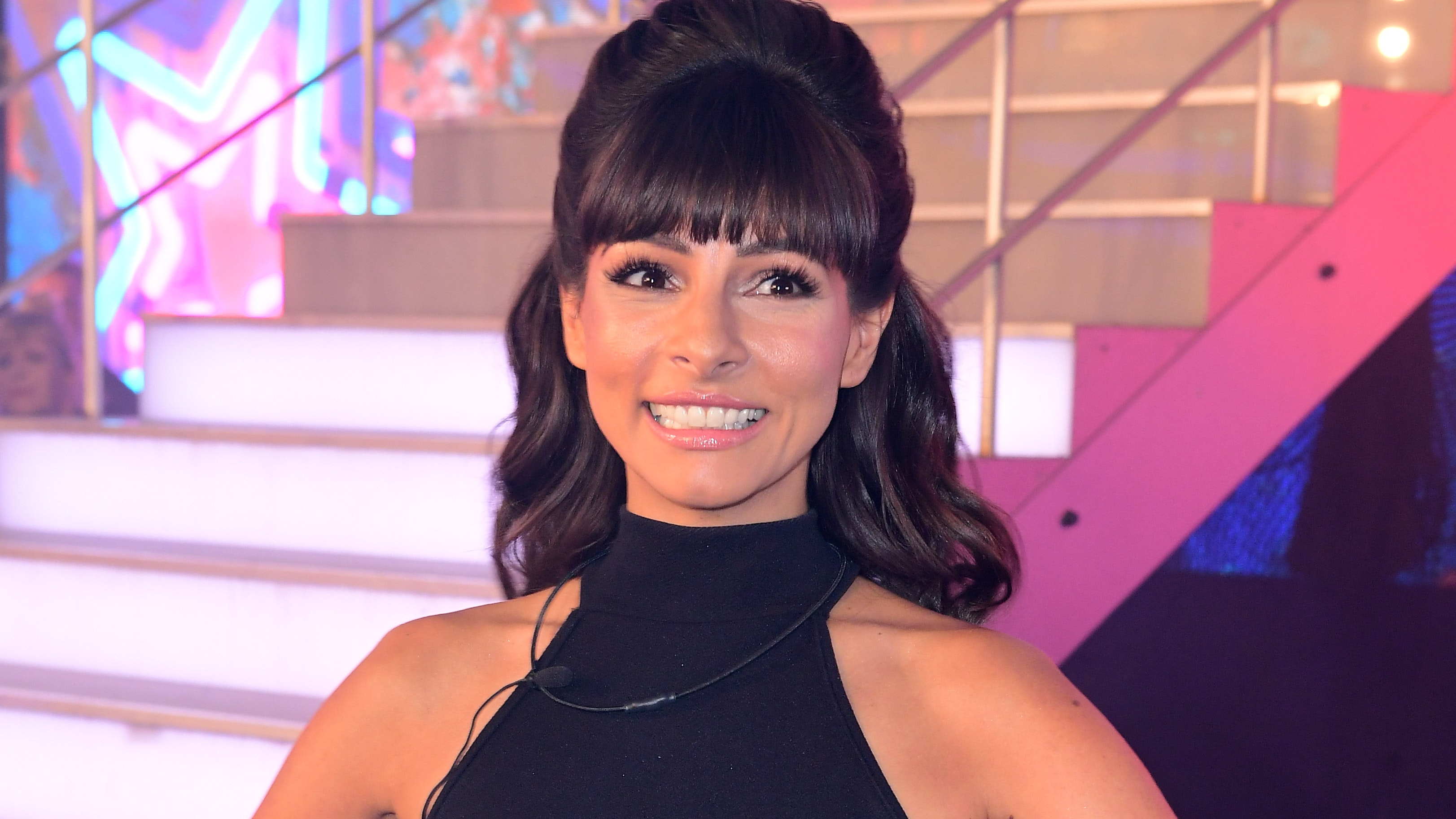 45df199a04 Roxanne Pallett reunited with fiance after quitting Celebrity Big Brother