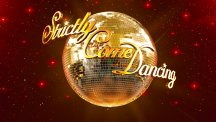 Strictly Come Dancing's latest signing will be swapping scrubs for sequins