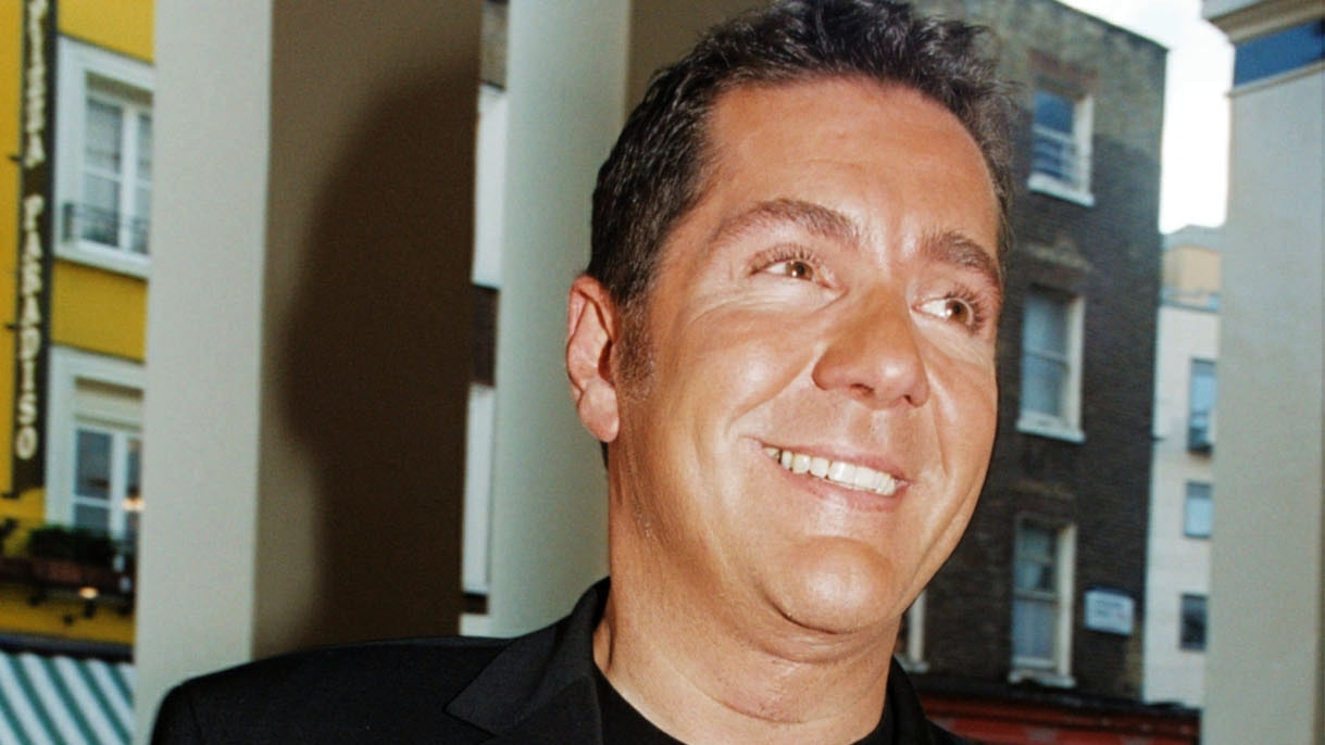 Supermarket Sweep propelled host Dale Winton to national