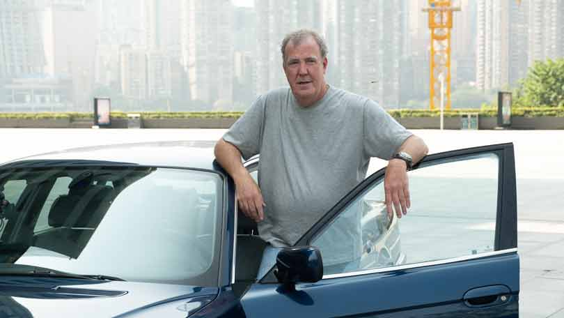 The Grand Tour In China Review Hammond Car Crashes Bad Suits And