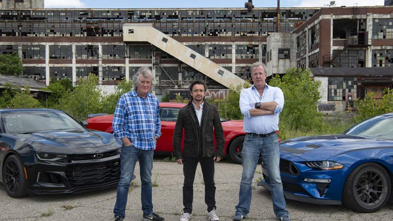 The Grand Tour - Season 3 - IMDb