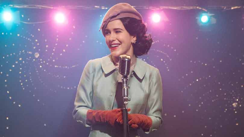 The Marvelous Mrs Maisel: Why it's the most important TV