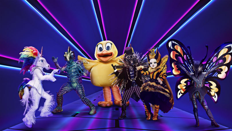 who has been unmasked on the masked singer season 2
