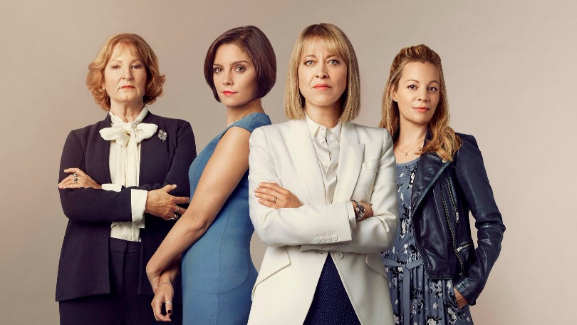 The Split: Who is starring in the new BBC divorce-lawyer