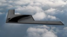 The US military is working on a new stealth bomber that has an 'invisibility cloak'