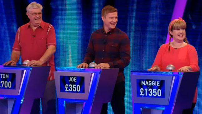 Is this the funniest quiz show answer of all time?   BT
