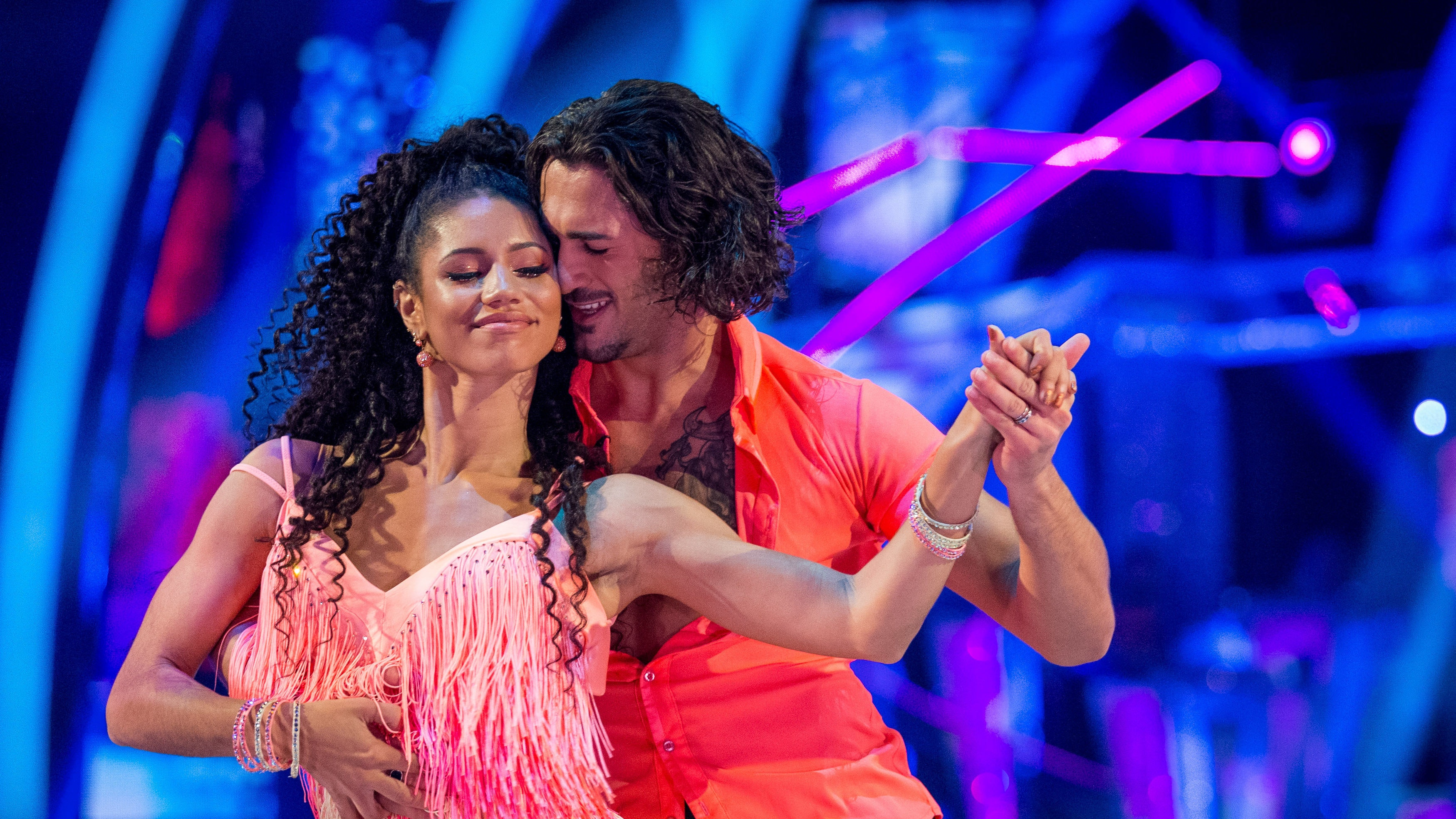 Vick Hope: I am gutted to be out of Strictly | BT
