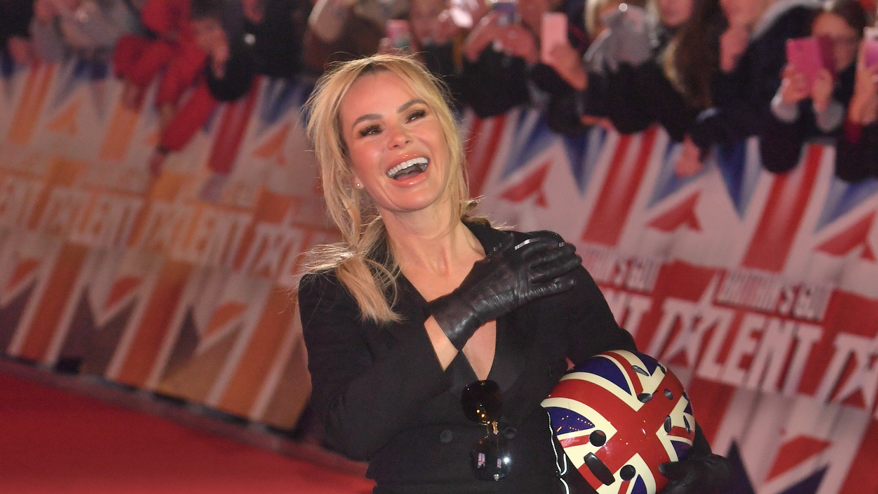 Amanda Holden Sex Video why is amanda holden going to be jumping out of a plane? | bt